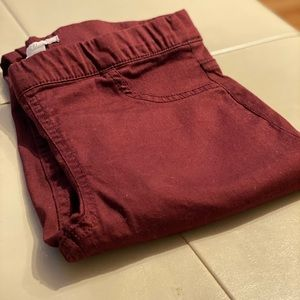Red H&M Skinny Jeans